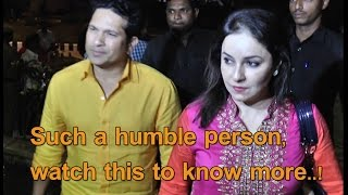 Sachin Tendulkar Must Watch Video