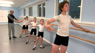 Boy Who Takes Ballet Says Peers Aren't 'Mocking Me'