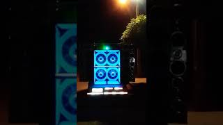 Paredão Arena Prime tocando Neto LX