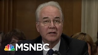 Four Donald Trump Nominees Grilled On Capitol Hill | The 11th Hour | MSNBC