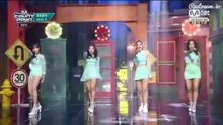 Màn biểu diễn nghi vấn ba thành viên Miss A tẩy chay Suzy