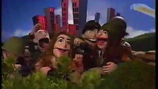 Watch Green Jelly The Bear Song video