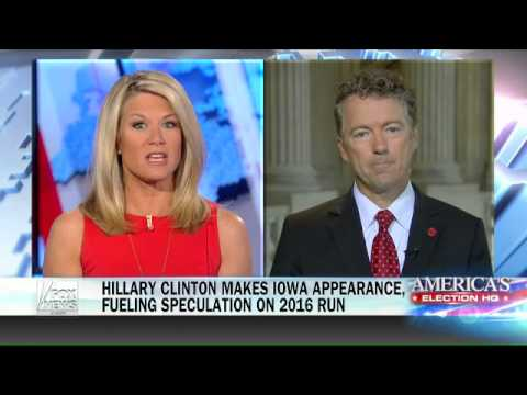 Rand Paul: Saudi Arabia Has Been Aiding & Abetting ISIS In Syria
