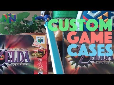 Custom Game Cases Review   Nintendo 64
