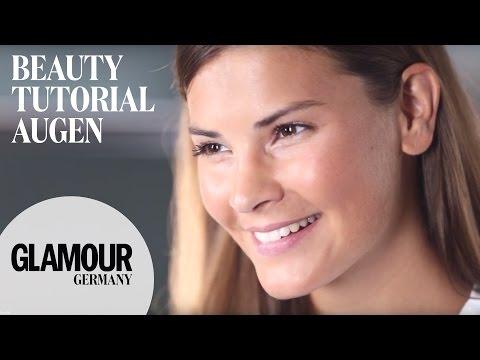 How to: strahlende Augen I mit Nina Schwichtenberg von FASHIIONCARPET I GLAMOUR beauty Tutorial