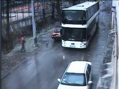 ДТП с автобусом в Румынии