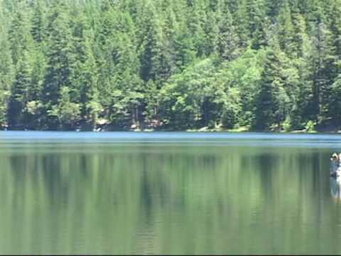 Applegate Lake, Jackson County, Oregon. Near Grants Pass, Or