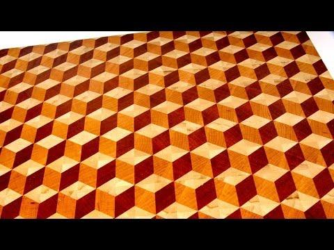 3d cutting board plans