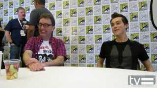 Adventure Time Season (2013): Tom Kenny & Jeremy Shada Interview
