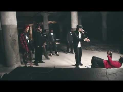 Shady Records Cypher 2011 -  Behind The Scenes