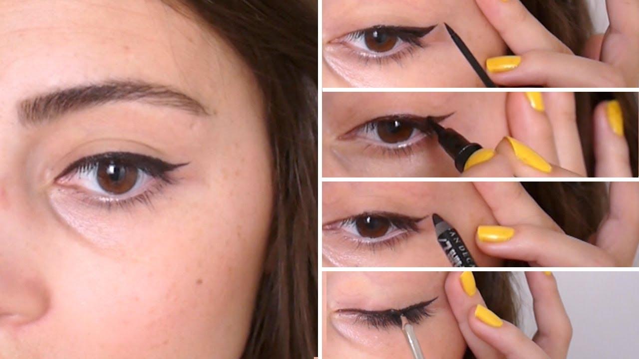 Comment appliquer et choisir son eye liner youtube - Comment faire son maquillage maison ...
