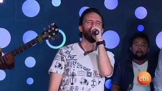 Vahé  Ewedishalehu On Man Ke Man with Messay Show ቫሔ  እወድሻለሁ በማን ከማን ከመሳይ ጋር  በቶራ ባንድ  Live Music