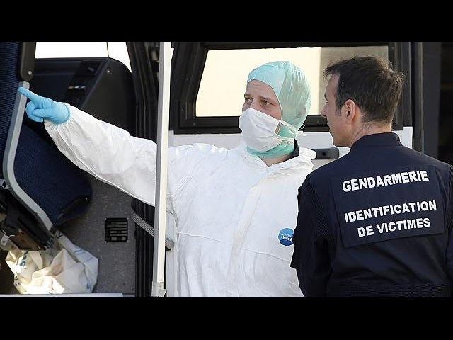 Forensic scientists find 78 different DNA strands so far at Germanwings crash site
