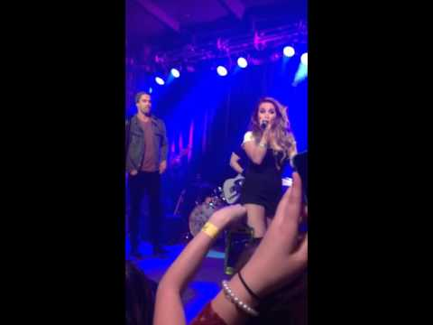 Jessie James Decker - Filled up Nashville concert March 3rd