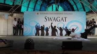easwari engineering college swagat 2014
