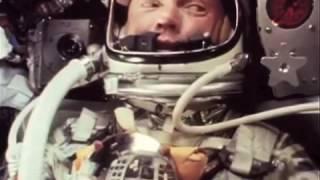 John Glenn: Friendship 7 re-entry | Synchronized film, audio