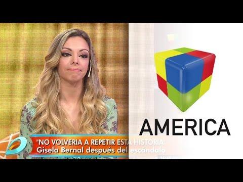 Gisela Bernal confirmó que Francisco Delgado es el padre de su hijo