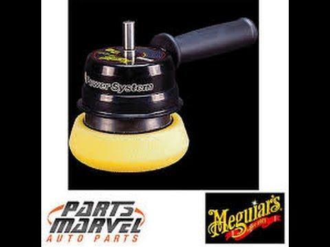 Meguiars DA Power System Tool review
