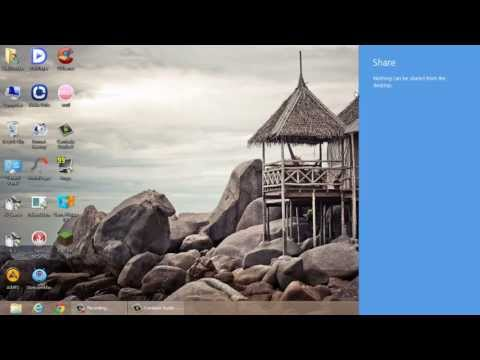 [How to Windows 8] วิธีใช้ Windows 8 เบื้องต้น
