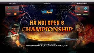 Mini Cup Bô Lão Bô Nguyễn Bằng vs Bô Pham Hong Quang  Ngày 20-12-2017