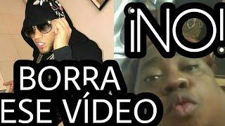 EL ALFA Pide de forma AMENAZANTE a DJ TOPO ELIMINAR UN VIDEO Y DJ TOPO NO LO HACE! AY PAPÁ!