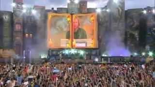 David Guetta at Tomorrowland 2012