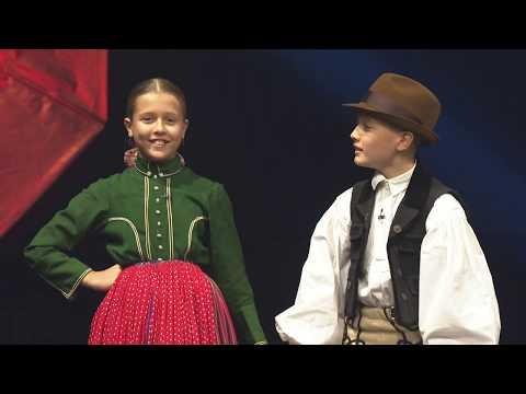 Hajdu-Németh Balázs és Ilona - Felcsíki Táncok