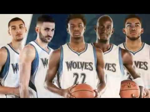 Minnesota Timberwolves Hype Video