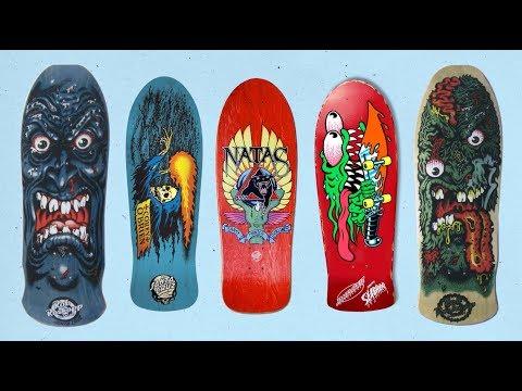Skateboard Graphic Icon | Jim Phillips, A Brief History