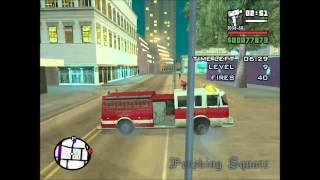 Old but Gold Ep.1 - GTA San Andreas all Firefighter Missions