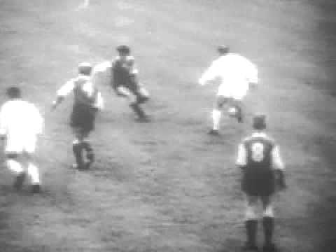 Alfredo Di Stefano Goal - Real Madrid C.F. 7 Eintracht Frankfurt 3 - 1960 European Cup Final