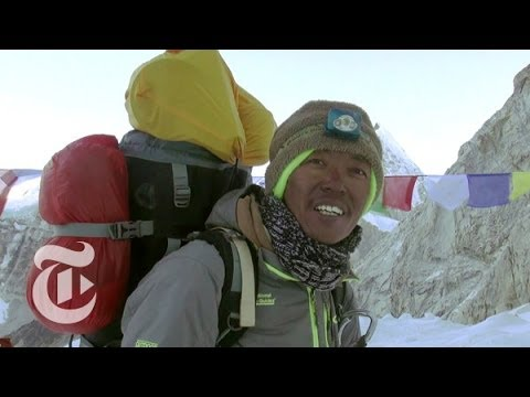 Last Minutes on Mount Everest | The New York Times