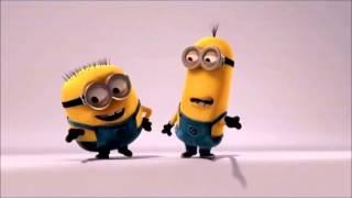 The Minions mini movie funny minions