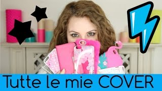 LE MIE COVER!! IPHONE 6 plus
