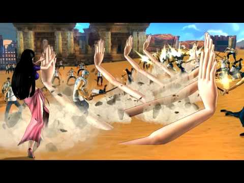 ★ One Piece Pirate Warriors 2 64 Nouvels images ★ thumbnail