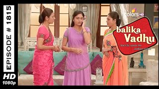 Balika Vadhu - ?????? ??? - 11th February 2015 - Full Episode (HD)