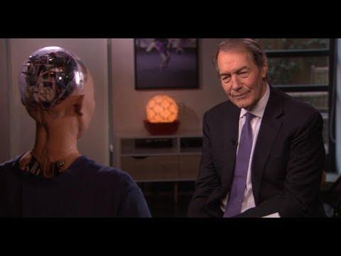A assustadora entrevista à impressionante robô Sophia