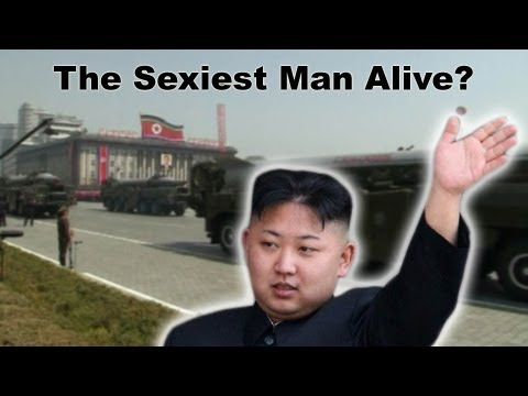 Kim Jong Un, the Sexiest Man Alive?