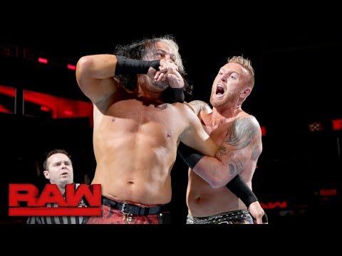 """Woken"" Matt Hardy vs. Heath Slater: Raw, Jan. 15, 2018 thumbnail"