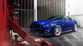 HAIL BLUECIFER | ADV.1's 666HP Supercharged 2015 Ford Mustang Part 2