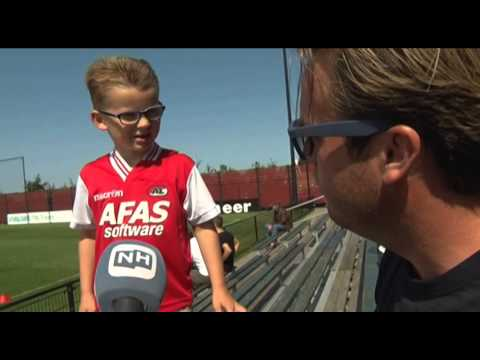 Marco van Basten ruilt in AZ voor Oranje