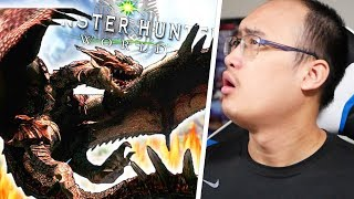 QUI EST LE VRAI MONSTRE ? | Monster Hunter World