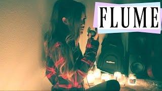 Watch Bon Iver Flume video
