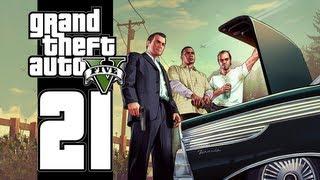 Let's Play GTA V (GTA 5) - EP21 - Smelly Wade