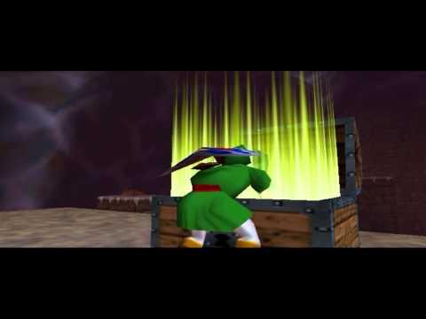 The Legend Of Zelda: Ocarina Of Time - Español Parte 46 - Los Guantes Dorados