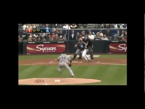 Mark Buehrle Highlights 2011-2012