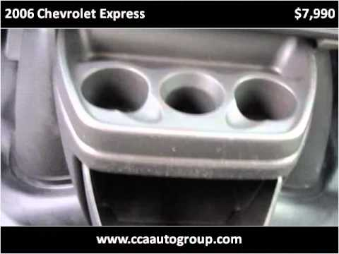 2006 Chevrolet Express Used Cars Elizabeth NJ