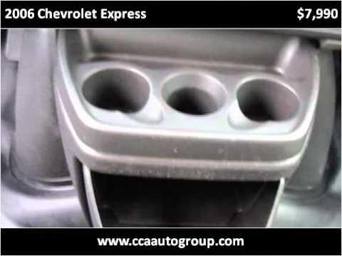 2006 Chevrolet Express Used Cars Elizabeth NJ