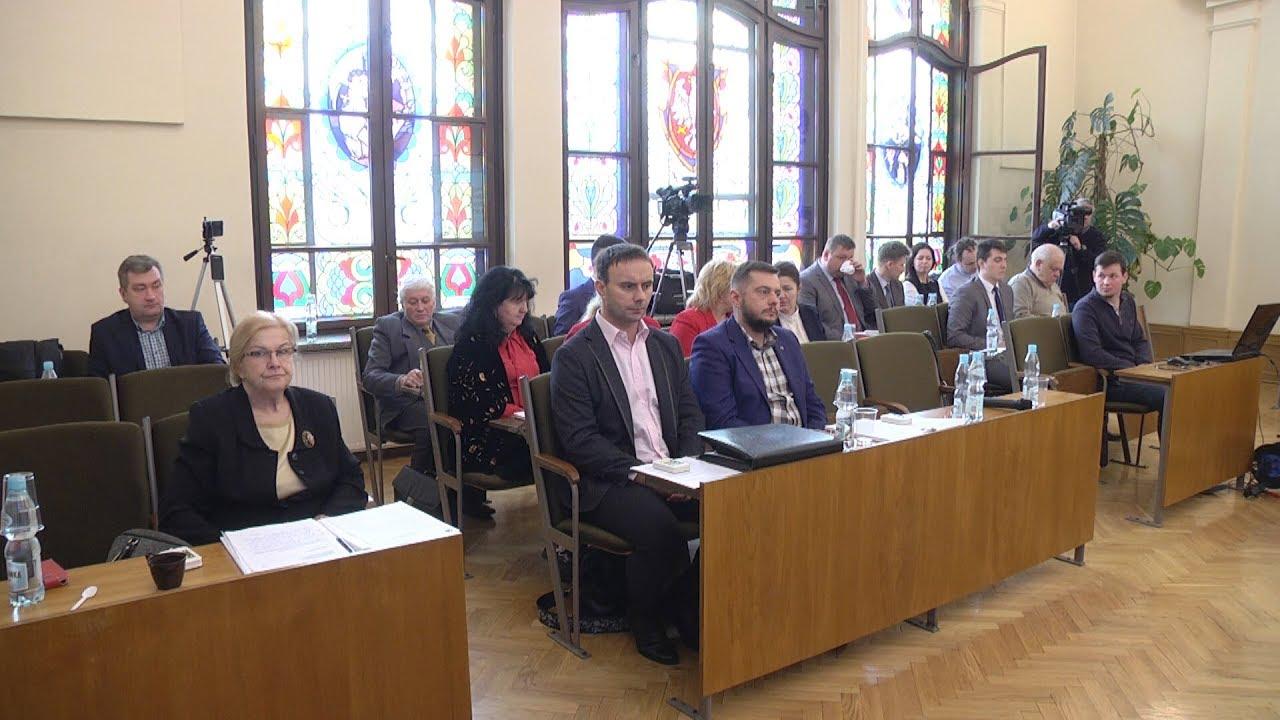 IX sesja Rady Miejskiej w Świętochłowicach - część 1