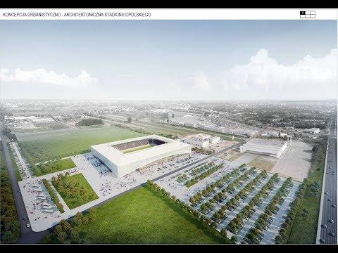 Jak Będzie Wyglądał Stadion Odry Opole - Ogłoszenie Wyników